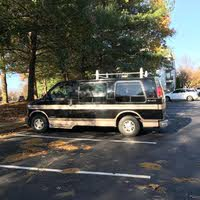Picture of 1998 GMC Savana G1500 Passenger Van, exterior, gallery_worthy