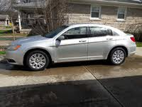 Picture of 2011 Chrysler 200 LX Sedan FWD, exterior, gallery_worthy