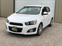 Picture of 2015 Chevrolet Sonic LTZ Hatchback FWD, exterior, gallery_worthy