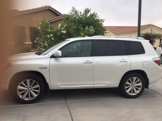 Picture of 2010 Toyota Highlander Hybrid Limited