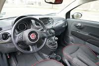 Picture of 2017 FIAT 500 Pop Hatchback FWD, interior, gallery_worthy