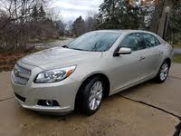 2013 Chevrolet Malibu Overview