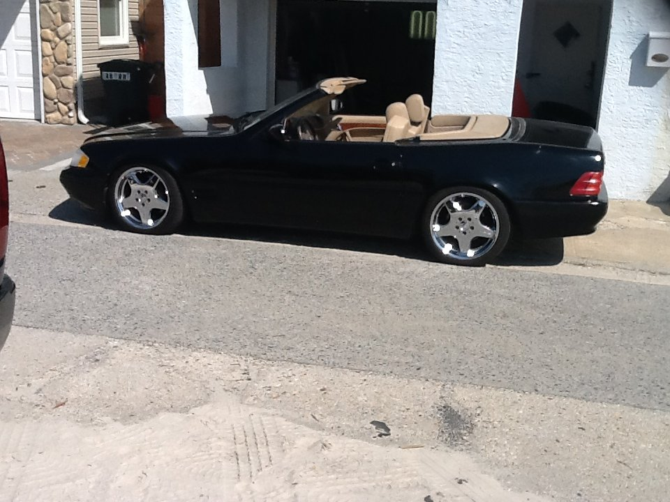 Mercedes-Benz SL-Class Questions - Is the sl500 reliable