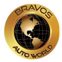 Bravos Auto World logo