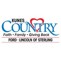 Kunes Country Ford Lincoln Sterling logo