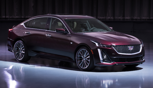 2020 Cadillac CT5, exterior, manufacturer, gallery_worthy
