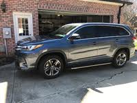 2018 Toyota Highlander Picture Gallery