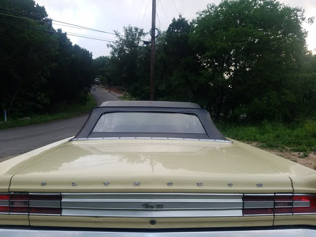Picture of 1968 Plymouth Fury