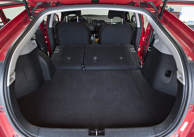 Picture of 2012 Honda Insight LX, interior, gallery_worthy