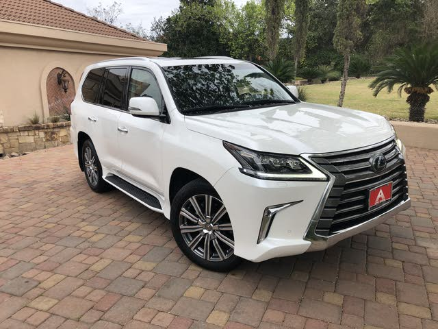 Picture of 2017 Lexus LX 570 570 4WD