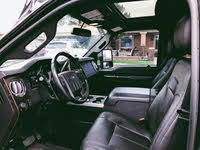 Picture of 2013 Ford F-250 Super Duty Platinum Crew Cab 4WD, interior, gallery_worthy