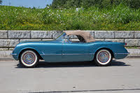 Picture of 1954 Chevrolet Corvette Convertible Roadster, exterior, gallery_worthy