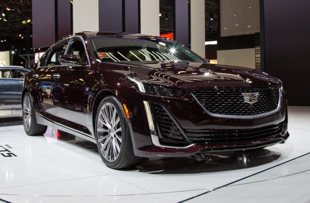 2020 Cadillac CT5 - Overview - CarGurus