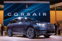 2020 Lincoln Corsair Overview