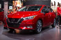 2020 Nissan Versa Overview