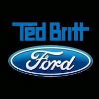 Ted Britt Ford logo