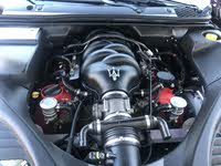 Picture of 2011 Maserati Quattroporte S, engine, gallery_worthy