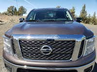 Picture of 2017 Nissan Titan SV Crew Cab 4WD, exterior, gallery_worthy