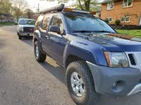 2009 Nissan Xterra Picture Gallery