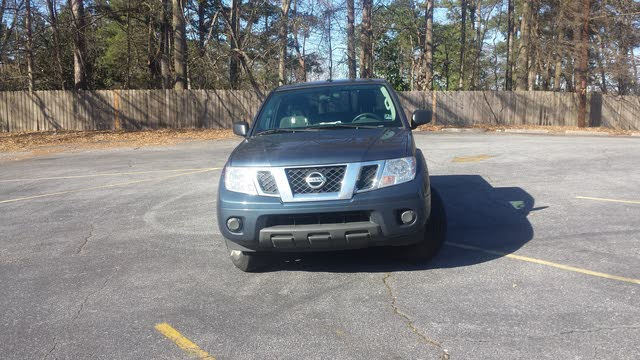 Picture of 2017 Nissan Frontier SV King Cab, exterior, gallery_worthy