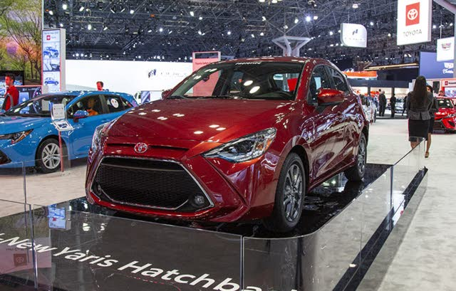 2020 Toyota Yaris Price Cargurus