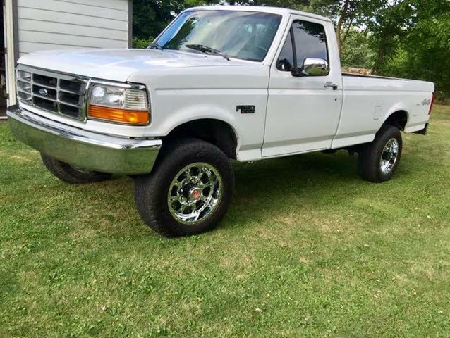 1993 Ford F-250 - Overview