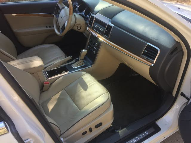 Picture of 2012 Lincoln MKZ FWD, interior, gallery_worthy