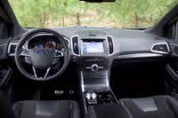 Front cabin area of the 2019 Ford Edge ST., gallery_worthy