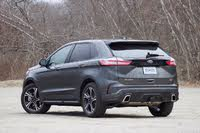 Rear 3/4 profile of the 2019 Ford Edge ST., gallery_worthy