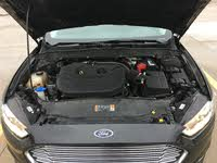 Picture of 2013 Ford Fusion Titanium, engine, gallery_worthy