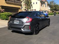 Picture of 2017 Honda Civic Hatchback EX-L w/ Nav, exterior, gallery_worthy