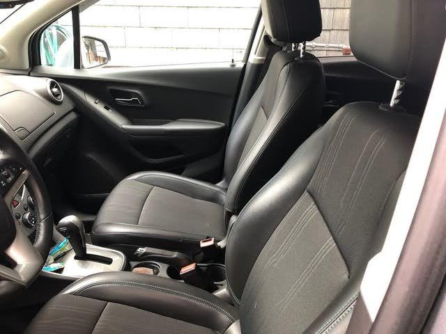 2015 Chevrolet Trax Interior Pictures Cargurus