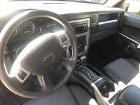 Picture of 2009 Jeep Commander Sport 4WD, interior, gallery_worthy