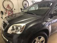 2011 GMC Acadia Overview