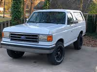 Picture of 1991 Ford Bronco XLT 4WD, exterior, gallery_worthy
