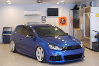 Picture of 2013 Volkswagen Golf R 2-Door AWD with Sunroof and Navigation, exterior, gallery_worthy