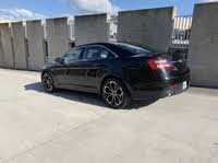 Picture of 2015 Ford Taurus SHO AWD, exterior, gallery_worthy