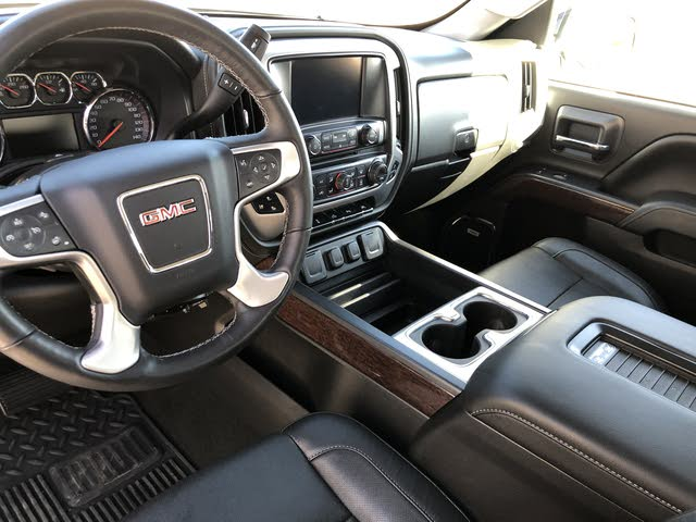 Super 2016 Gmc Sierra 1500 Interior Pictures Cargurus Caraccident5 Cool Chair Designs And Ideas Caraccident5Info
