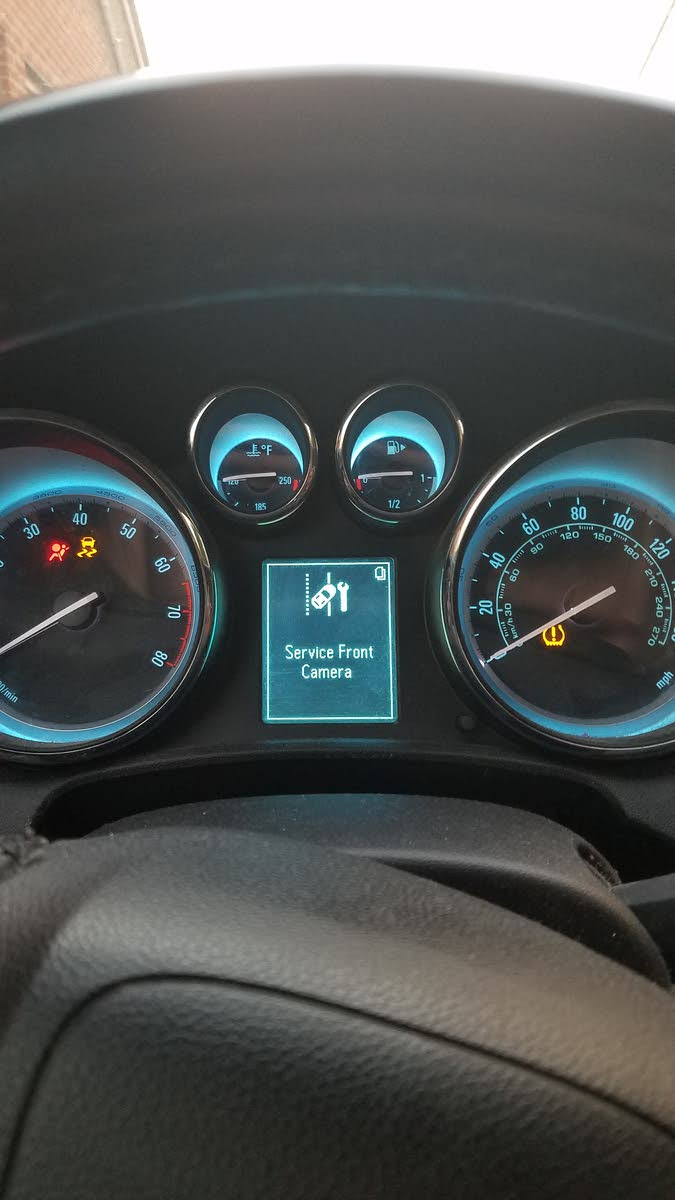 Gas Gauge Not Working >> Buick Verano Questions Dash Not Working Cargurus