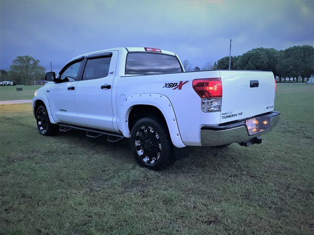 Picture of 2013 Toyota Tundra Limited CrewMax 5.7L FFV 4WD
