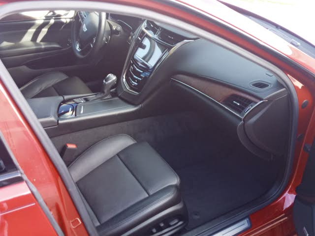 Picture of 2016 Cadillac CTS 3.6TT V-Sport Premium RWD, interior, gallery_worthy