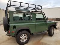 Picture of 1997 Land Rover Defender 110, exterior, gallery_worthy