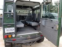 Picture of 1997 Land Rover Defender 110, interior, gallery_worthy