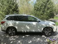 Picture of 2017 Nissan Pathfinder SL 4WD, exterior, gallery_worthy