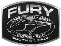Fury Chrysler Jeep Dodge Ram of South St Paul logo
