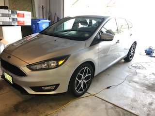 Picture of 2017 Ford Focus SEL Hatchback, exterior, gallery_worthy