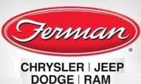 Ferman Chrysler Jeep Dodge Ram Tampa logo