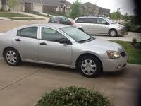 Picture of 2007 Mitsubishi Galant GTS, exterior, gallery_worthy