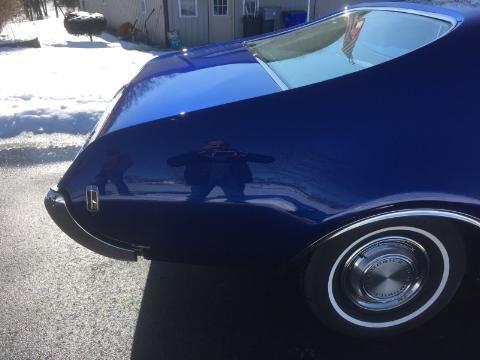 Picture of 1968 Oldsmobile Cutlass Supreme