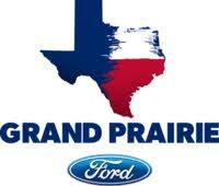 Grand Prairie Ford logo